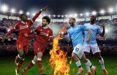 Reds Vs. Manchester City