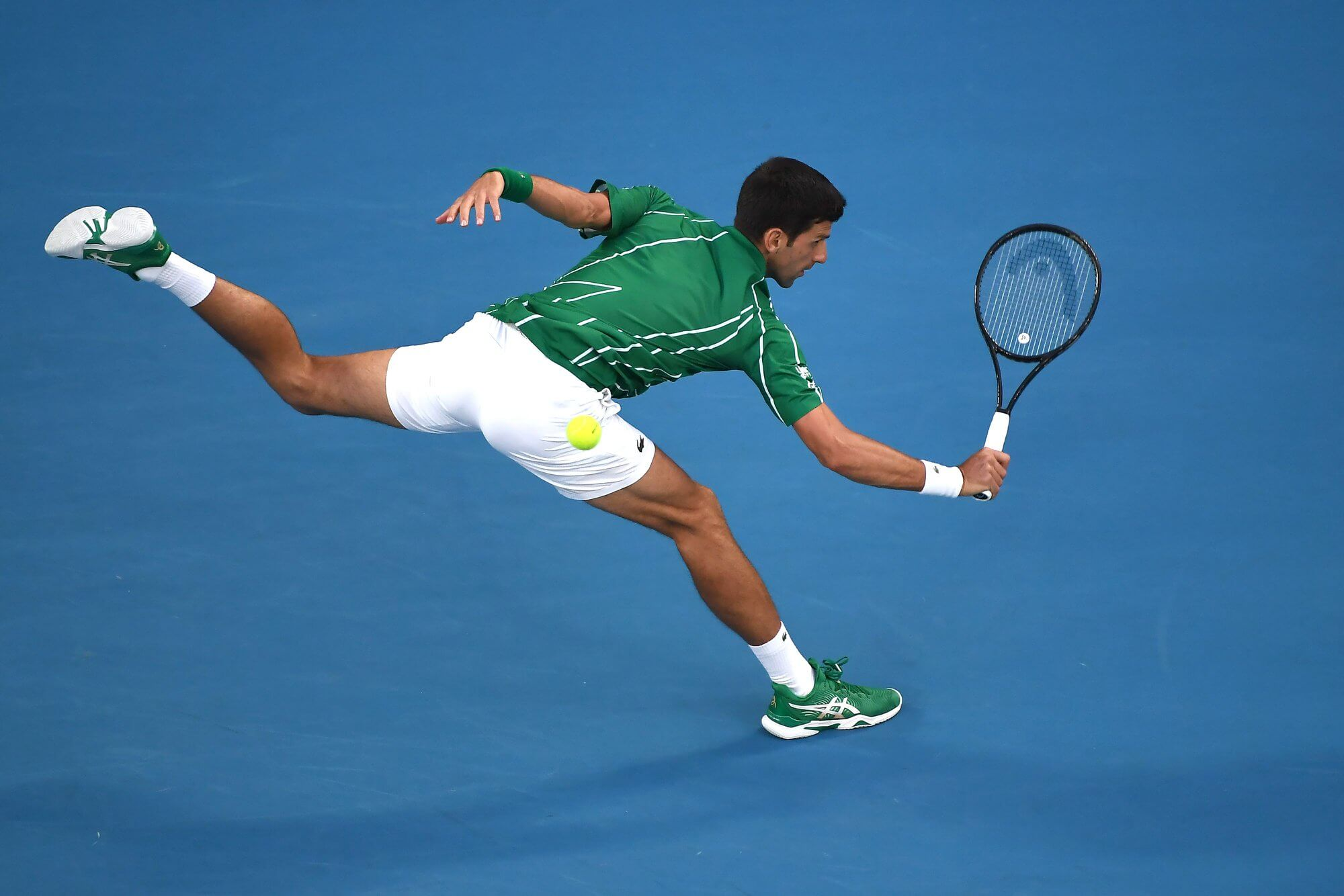 Australian Open Semifinals