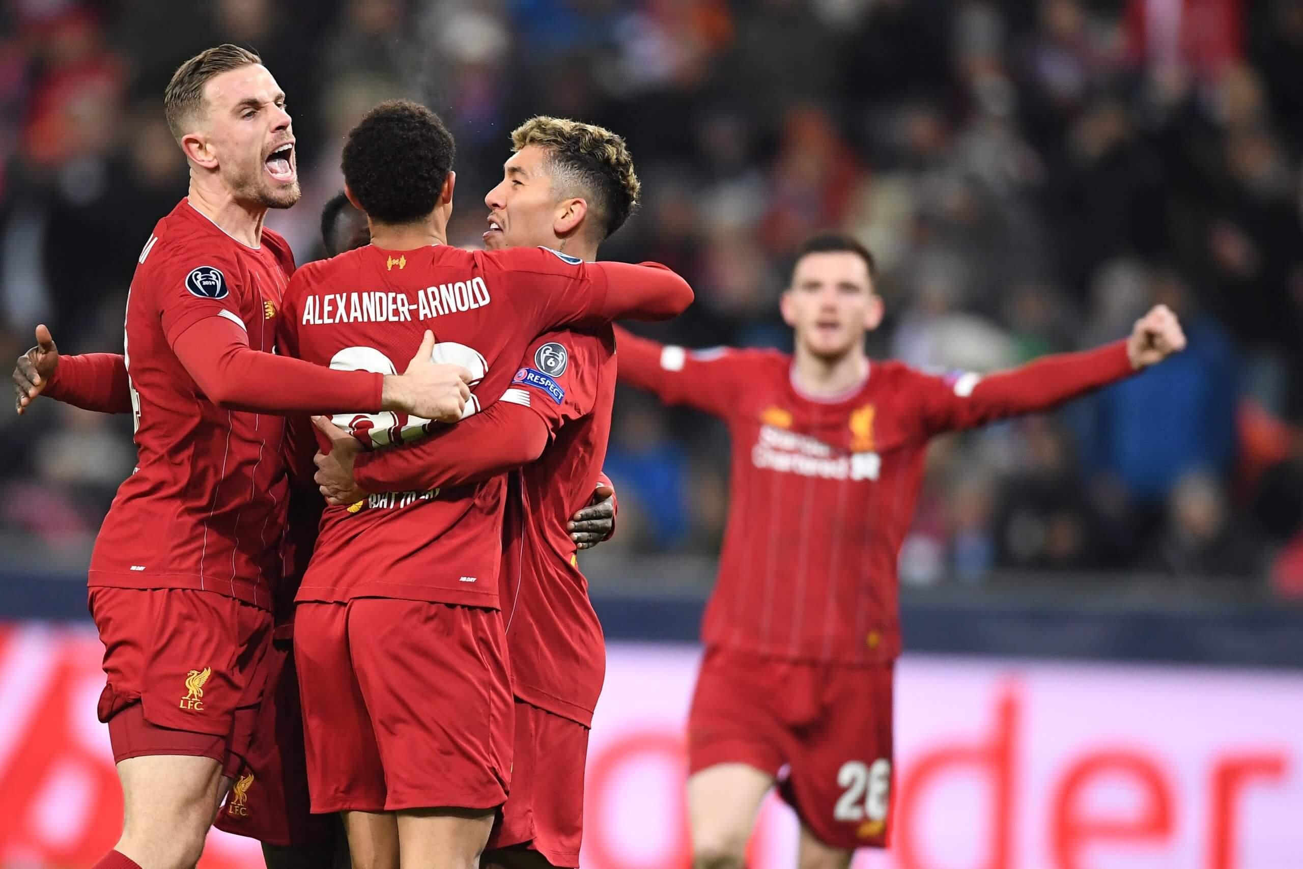 West Ham vs Liverpool - 6/1 on away win