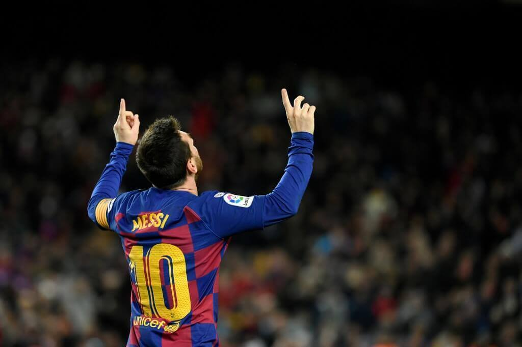 Lionel Messi is the highest paid athlete in 2019.