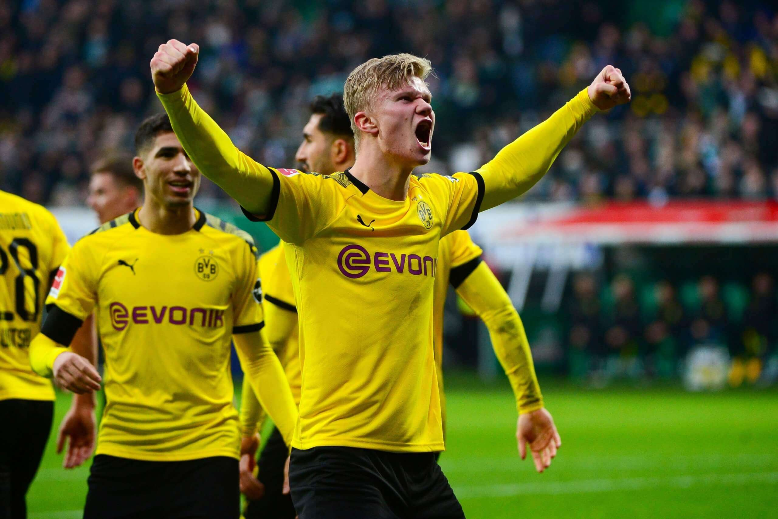 The Klassiker: Borussia Dortmund v. FC Bayern Munich