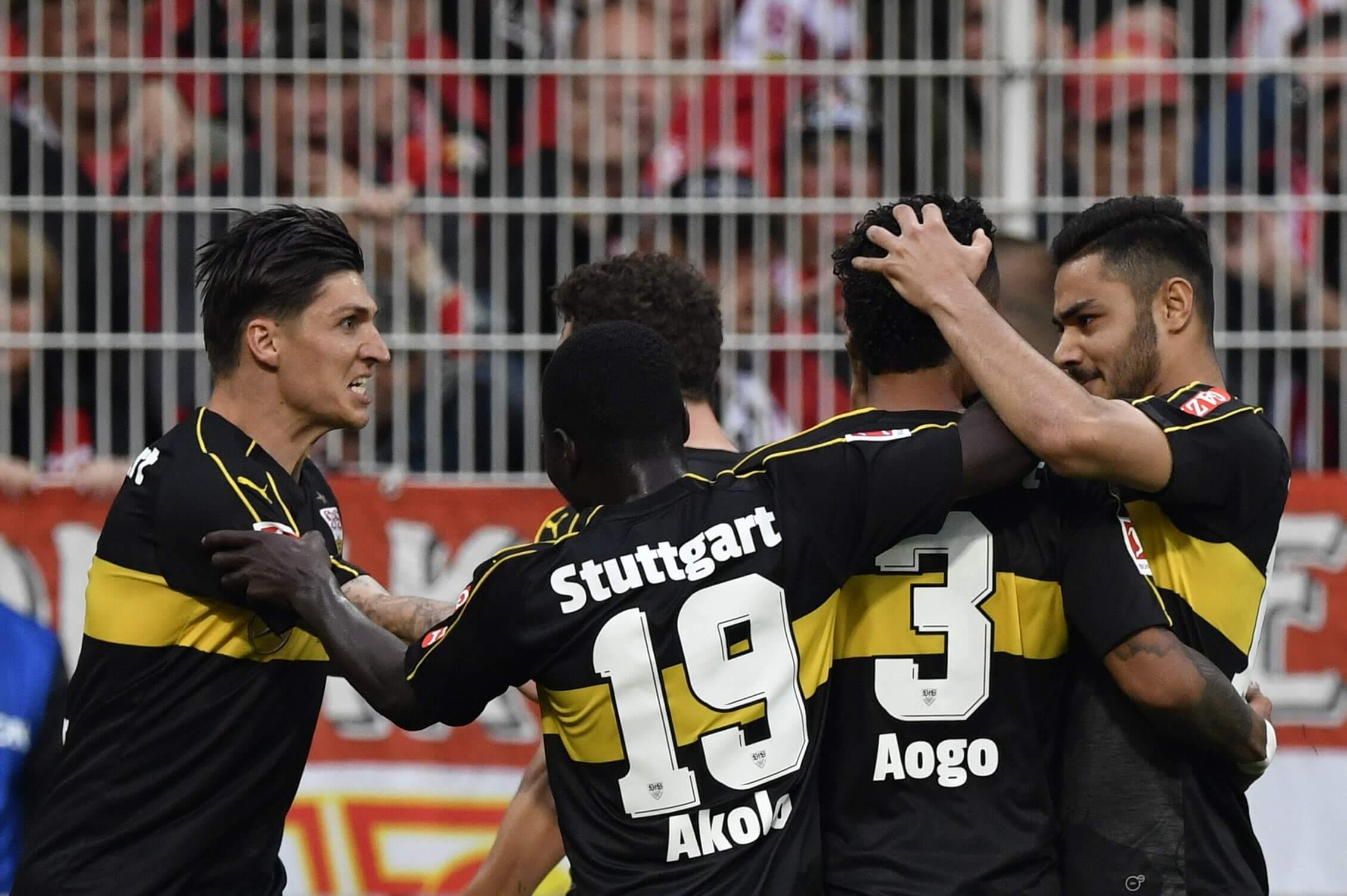 Stuttgart vs. Hamburg