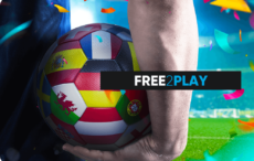 Enjoy the EURO and get the chance to win up to €500 daily – with our EURO Game Free2Play