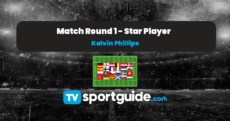 One of the stars of the EURO opening round: Kalvin Phillips at the EURO 2020 and his tiptoeing rise to one of England's most important players