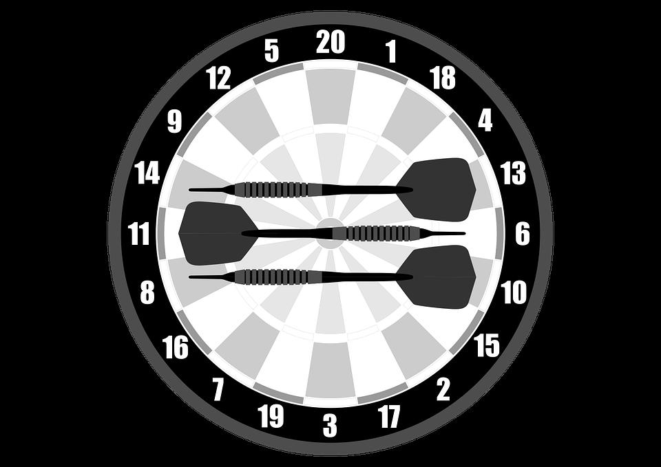 Darts on TV and stream